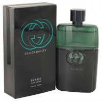 Gucci Guilty Black Pour Homme - Gucci Eau de Toilette Spray 90 ML