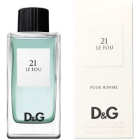 21 Le Fou - Dolce & Gabbana Eau de Toilette Spray 100 ML