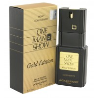 One Man Show Gold Edition - Jacques Bogart Eau de Toilette Spray 100 ML