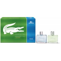 Lacoste Essential - Lacoste Gift Box Set 75 ML