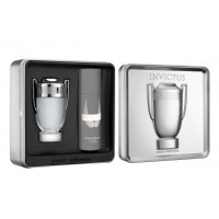 Invictus - Paco Rabanne Gift Box Set 100 ML