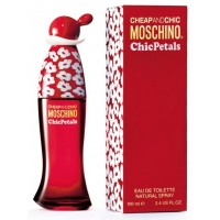 Cheap & Chic Chic Petals - Moschino Eau de Toilette Spray 100 ML
