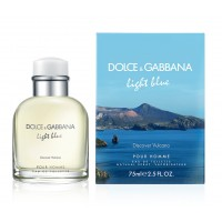 Light Blue Discover Vulcano - Dolce & Gabbana Eau de Toilette Spray 75 ML