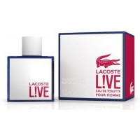 L!ve - Lacoste Eau de Toilette Spray 100 ML