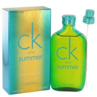 Ck One Summer - Calvin Klein Eau de Toilette Spray 100 ML