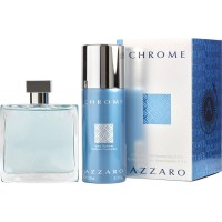 Chrome - Loris Azzaro Gift Box Set 100 ML