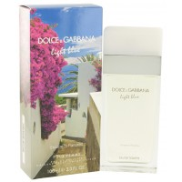 Light Blue Escape To Panarea - Dolce & Gabbana Eau de Toilette Spray 100 ML
