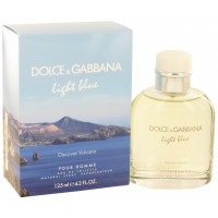 Light Blue Discover Vulcano - Dolce & Gabbana Eau de Toilette Spray 125 ML
