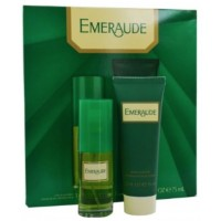 Emeraude - Coty Gift Box Set 30 ML