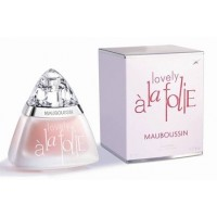Mauboussin Lovely À La Folie - Mauboussin Eau de Parfum Spray 100 ML
