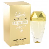 Lady Million Eau My Gold - Paco Rabanne Eau de Toilette Spray 50 ML