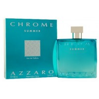 Chrome Summer - Loris Azzaro Eau de Toilette Spray 50 ML