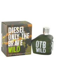 Only The Brave Wild - Diesel Eau de Toilette Spray 75 ML