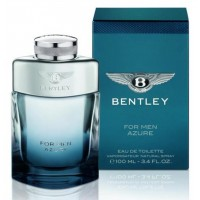 Bentley For Men Azure - Bentley Eau de Toilette Spray 100 ML