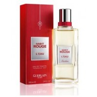 Habit Rouge L'Eau - Guerlain Eau de Toilette Spray 100 ML