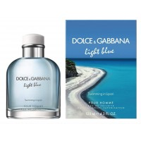 Light Blue Swimming In Lipari - Dolce & Gabbana Eau de Toilette Spray 125 ML