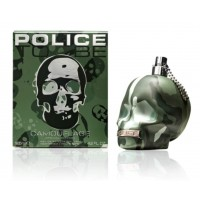 To Be Camouflage - Police Eau de Toilette Spray 125 ML