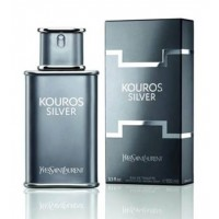 Kouros Silver - Yves Saint Laurent Eau de Toilette Spray 50 ML