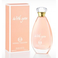 With You - Sergio Tacchini Eau de Toilette Spray 100 ML