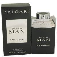 Bvlgari Man Black Cologne - Bvlgari Eau de Toilette Spray 100 ML