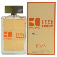 Boss Orange Feel Good Summer - Hugo Boss Eau de Toilette Spray 100 ML