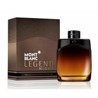 Montblanc Legend Night - Mont Blanc Eau de Parfum Spray 100 ML