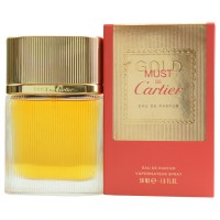 Must Gold - Cartier Eau de Parfum Spray 50 ML