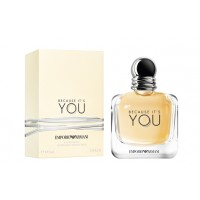 Emporio Armani Because It's You - Giorgio Armani Eau de Parfum Spray 100 ML