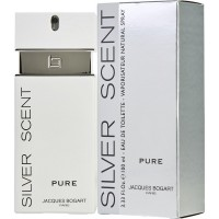 Silver Scent Pure - Jacques Bogart Eau de Toilette Spray 100 ML