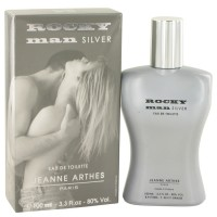 Rocky Man Silver - Jeanne Arthes Eau de Toilette Spray 100 ML