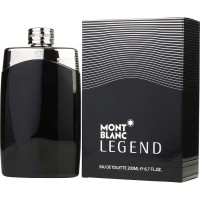 Montblanc Legend - Mont Blanc Eau de Toilette Spray 200 ML