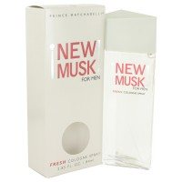 New Musk For Men - Prince Matchabelli Cologne Spray 84 ML