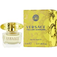 Yellow Diamond - Versace Eau de Toilette Spray 5 ML