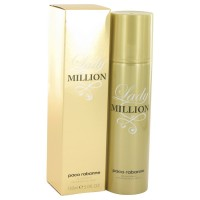 Lady Million - Paco Rabanne Deodorant Spray 150 ML