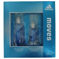 Moves - Adidas Gift Box Set 30 ML