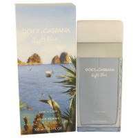 Light Blue Love In Capri - Dolce & Gabbana Eau de Toilette Spray 100 ML