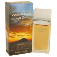 Light Blue Sunset In Salina - Dolce & Gabbana Eau de Toilette Spray 50 ML