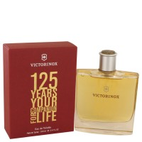 125 Years - Victorinox Eau de Toilette Spray 100 ML