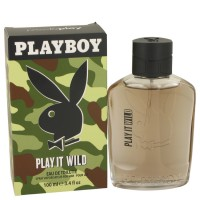 Playboy Play It Wild - Playboy Eau de Toilette Spray 100 ML