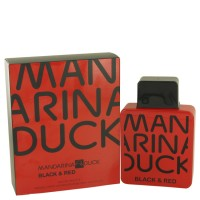 Black & Red - Mandarina Duck Eau de Toilette Spray 100 ML