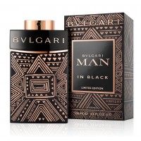 Bvlgari Man In Black Essence - Bvlgari Eau de Parfum Spray 100 ML
