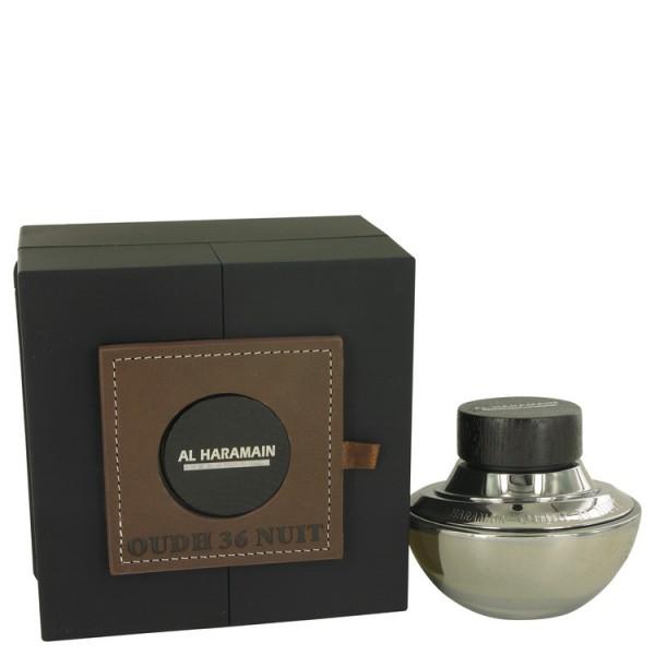 Oudh 36 Nuit - Al Haramain Perfume en espray 75 ml