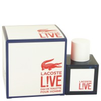 L!ve - Lacoste Eau de Toilette Spray 40 ml