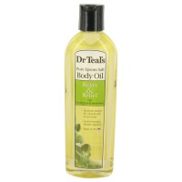 Dr Teal'S Bath Additive Eucalyptus Oil - Dr Teal's Body Oil 260 ml