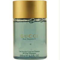 Gucci Pour Homme Ii - Gucci Hair & Body Shower Gel 200 ml