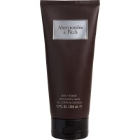 First Instinct - Abercrombie & Fitch Shower Gel 200 ML