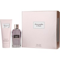Abercrombie & Fitch Abercrombie & Fitch First Instinct - Abercrombie & Fitch Gift Box Set 100 ML