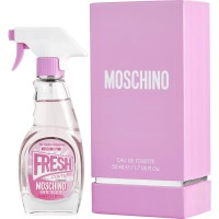 Pink Fresh Couture - Moschino Eau de Toilette Spray 50 ML