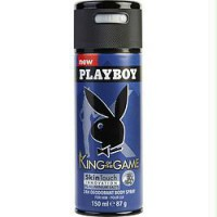 Playboy King Of The Game - Playboy Deodorant Spray 150 ml