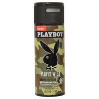 Playboy Play It Wild - Playboy Deodorant Spray 150 ml